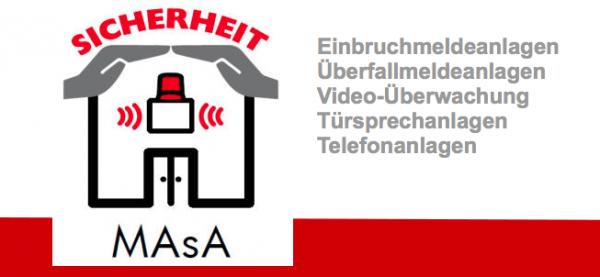 MAsA GmbH Moock                              Alarm und sicherheitstechnische Anlagen - Marxen