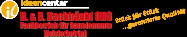 B. & B. Bachhäubl OHG - Fachbetrieb für Bauelemente-Elektrotechnik - Fürstenfeldbruck