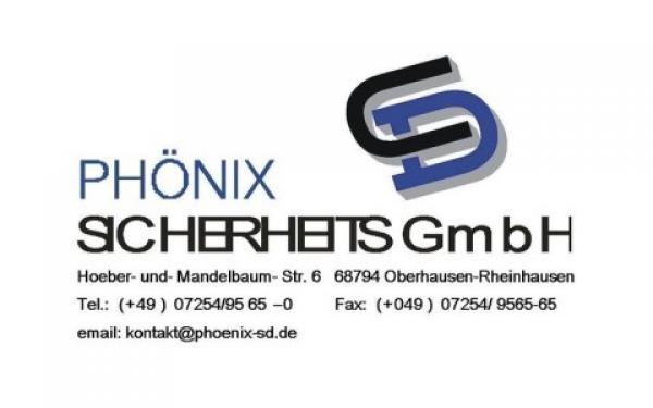 Phönix- SD Sicherheits GmbH - Oberhausen- Rheinhausen