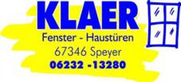 Klaer Fensterbau GmbH&Co.KG - Speyer